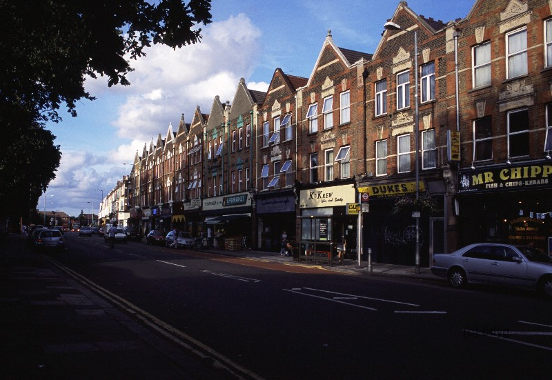 london green lanes harry potter and the prisoner of azkaban filmlocation